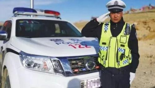 西藏交警用生命守护109国道