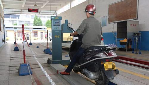 西藏摩托车可以全国年检了吗?