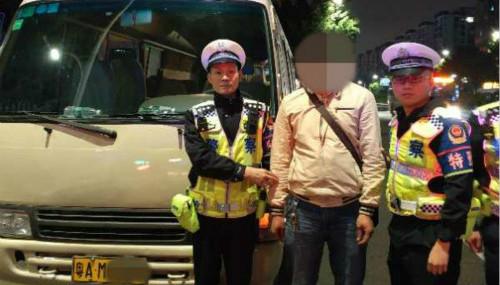 假套牌车辆上路行驶?广州交警高效精准查缉!