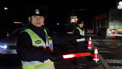 山西高速交警一支队迅速开展疲劳驾驶专项整治全力预防道路交通事故