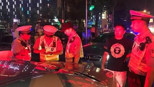 """松江多处""""炸街""""点被查!噪音扰民5起,非法改装2起,无证驾驶1起"""